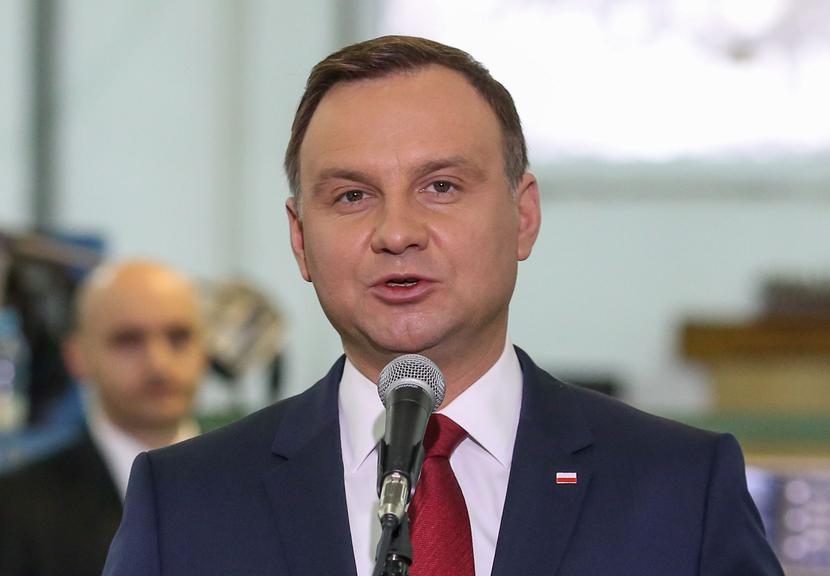 Prezydent Andrzej Duda, fot. Marek Wiśniewski