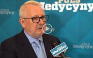 Prof. Andrzej Matyja: Wybór najlepszych nie był łatwy [WIDEO]