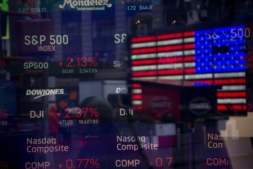 NYSE, Nasdaq, Wall StreetFot. Bloomberg