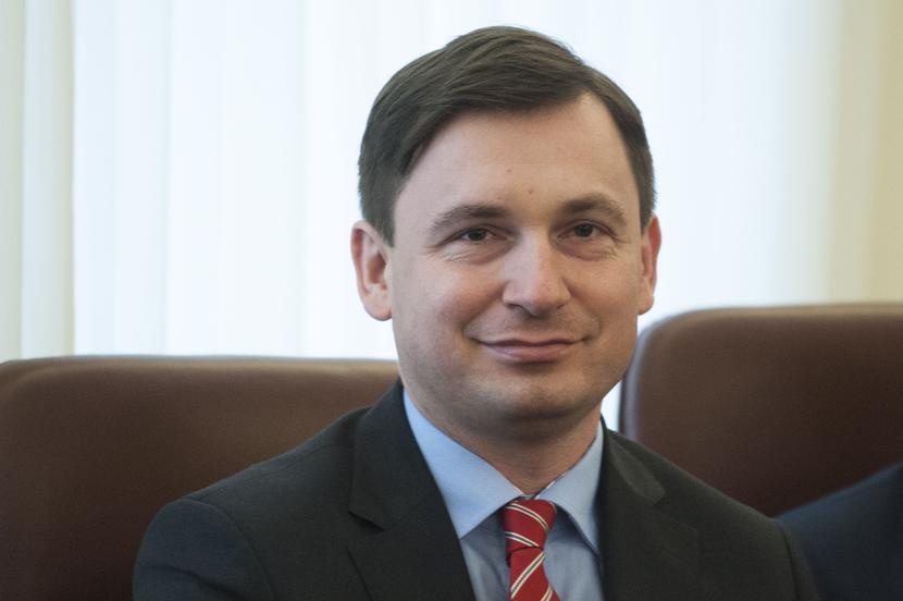 Łukasz Hardt, fot. Filip Błażejowski/FORUM