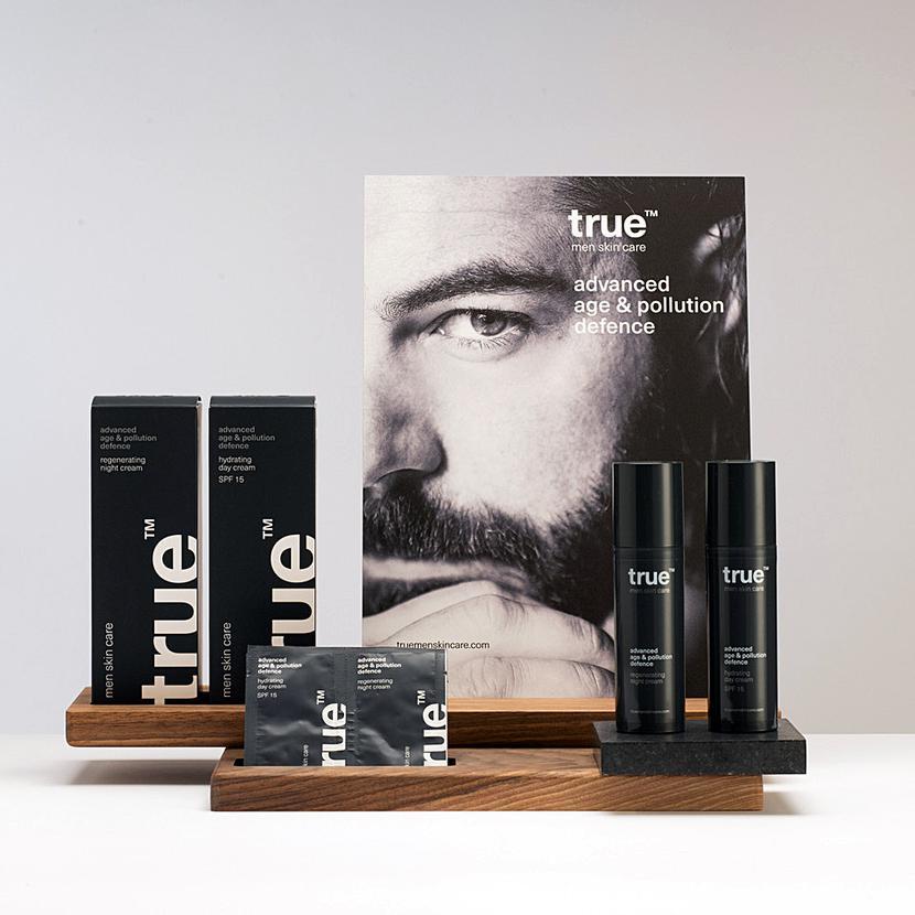 True Men Skin Care: