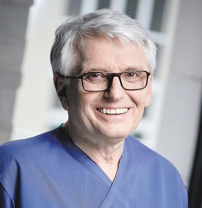 Prof. dr hab. n. med. Andrzej Bochenek