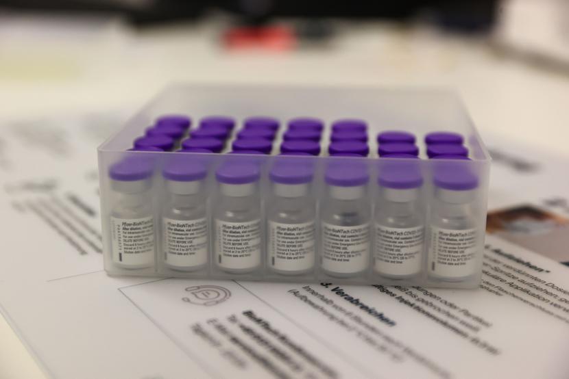 szczepionka Pfizer/BioNTech