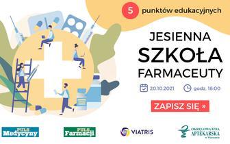 Jesienna Szkoła Farmaceuty 2021