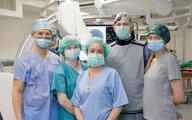 Wszczepienie najnowszego bezelektrodowego stymulatora serca w Klinice Kardiologii UCK WUM