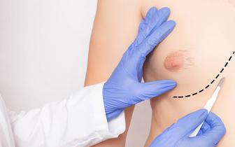 Rak piersi u mężczyzn: w wykryciu pomaga rutynowa mammografia