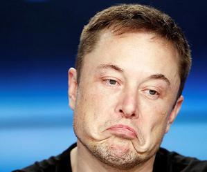 Elon Musk nie jest już najbogatszym człowiekiem naświecie