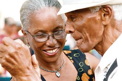 Hawana. Taniec w parku centralnym