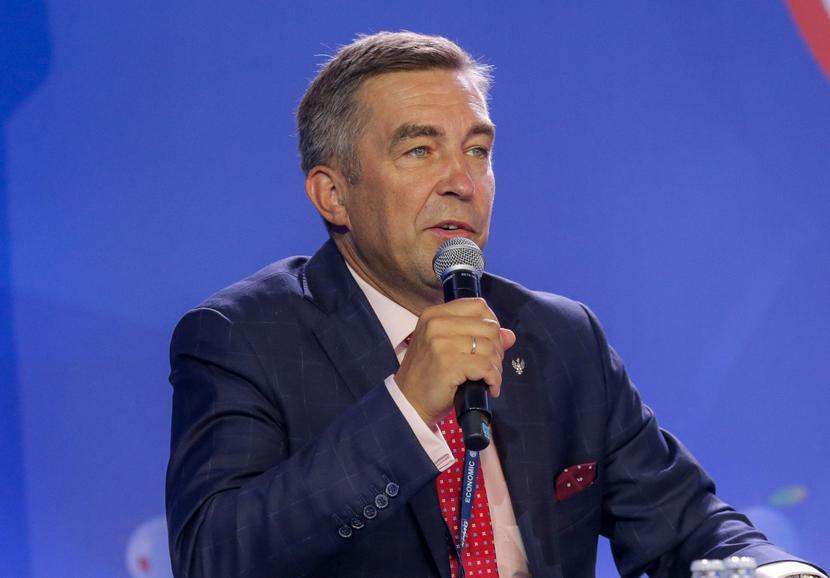 Zbigniew Gryglas, fot. Marek Wiśniewski
