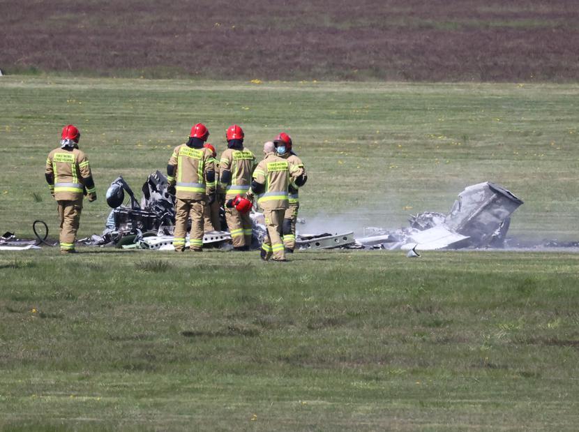 Tragiczny wypadek: