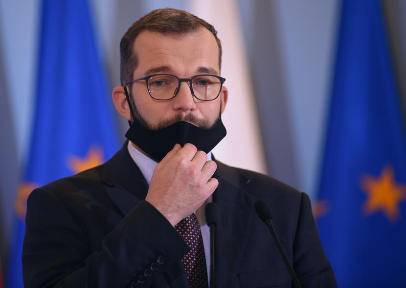 Grzegorz Puda, fot. Adam Chełstowski/Forum