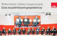 Debata inauguracyjna - 25 lat polskiej gospodarki