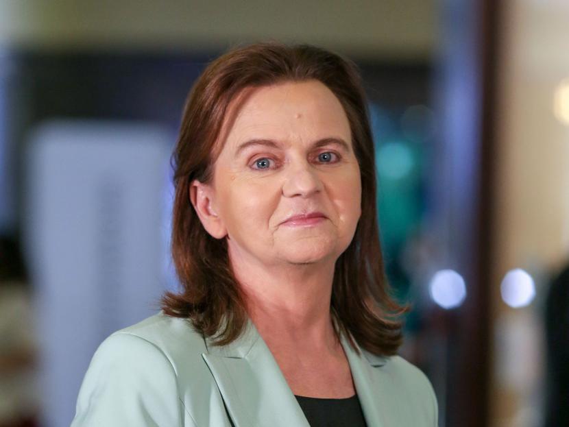 Gertruda Uścińska, fot. Marek Wiśniewski
