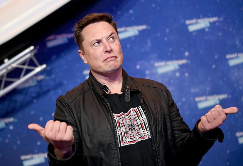 Elon Musk, fot. Britta Pedersen / ddp images / Forum