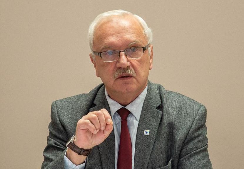 Władysław Perchaluk, prezes Związku Szpitali Powiatowych Województwa Śląskiego
