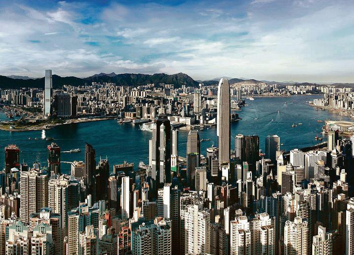 Rekordowa cena zamiejsce parkingowe wHongkongu