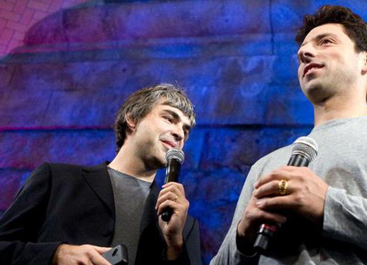 Współzałożyciele Google mają po100 mld USD