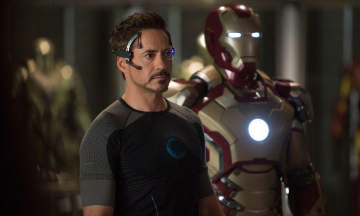 Robert Downey Jr. w filmie