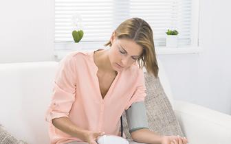 Nadciśnienie tętnicze u młodych kobiet może spowodować przemoc domowa