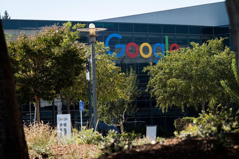 Siedziba Google w Mountain View w Kalifornii