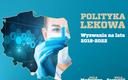 "VI konferencja ""Polityka lekowa"": PROGRAM"