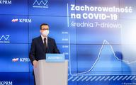 Pandemia COVID-19. Premier Morawiecki ogłasza etap kruchej stabilizacji i znosi część obostrzeń