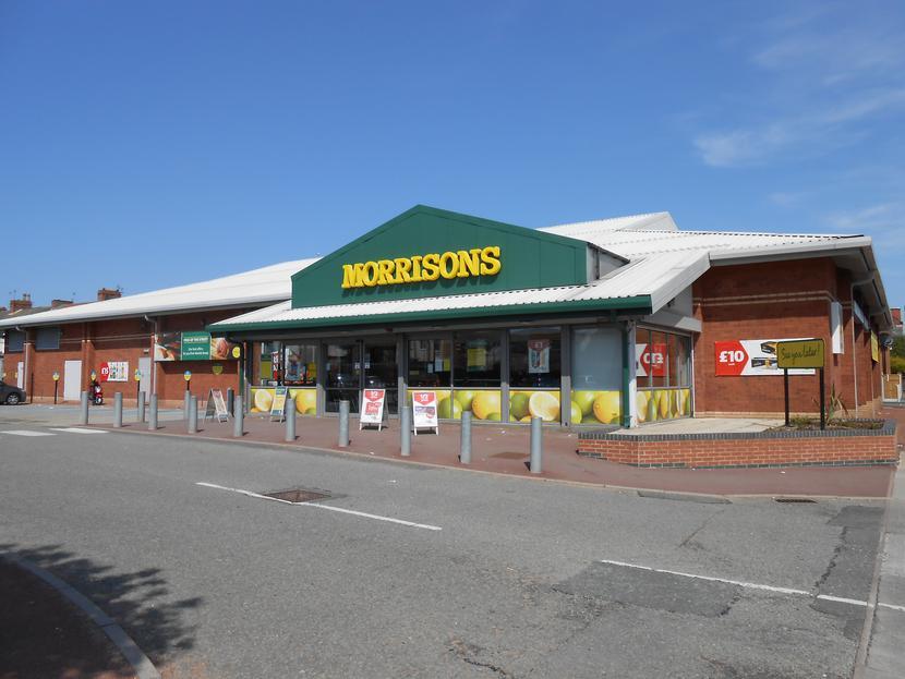Jeden z supermarketów Morrisons