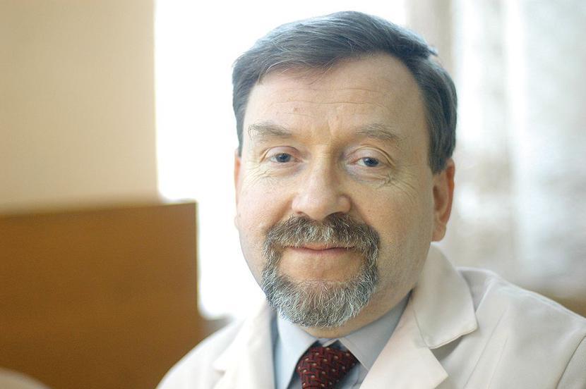 Prof. dr hab. n. med. Piotr Głuszko