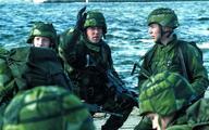 Całkowity zwrot w szwedzkiej armii