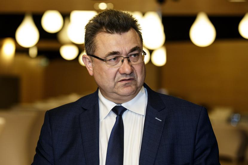 Grzegorz Tobiszowski, fot. Marek Kuwak / FORUM