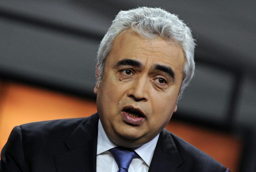Fatih Birol, fot. Bloomberg