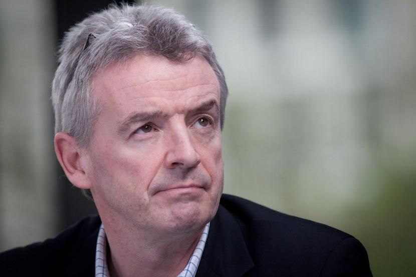 Michael O'Leary, fot. Bloomberg