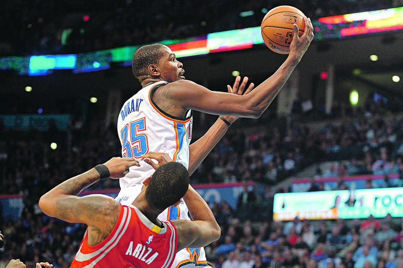 Kevin Durant, fot.USA TODAY-FORUM