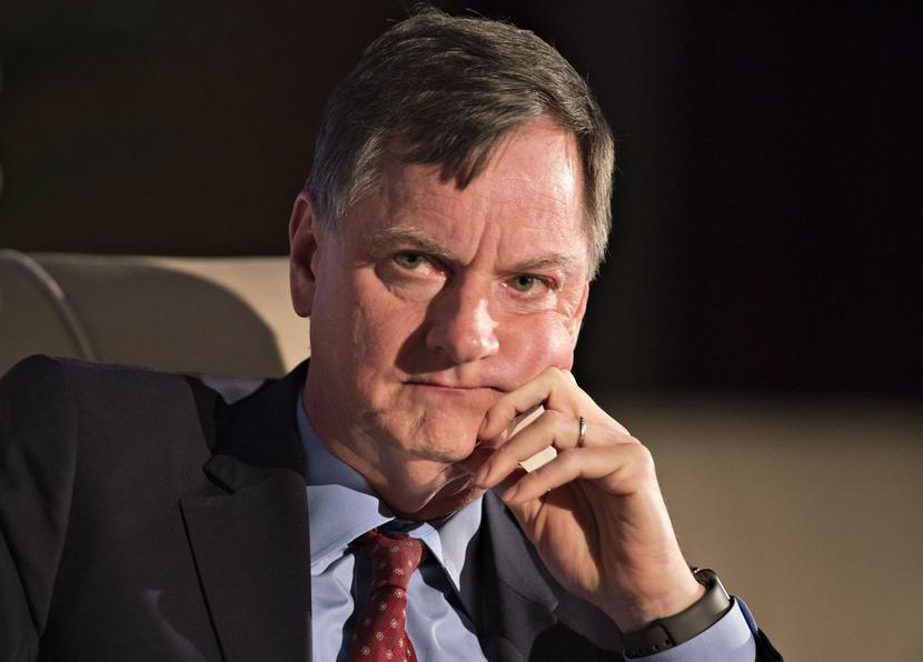 Charles Evans, szef oddziału Fed z Chicago