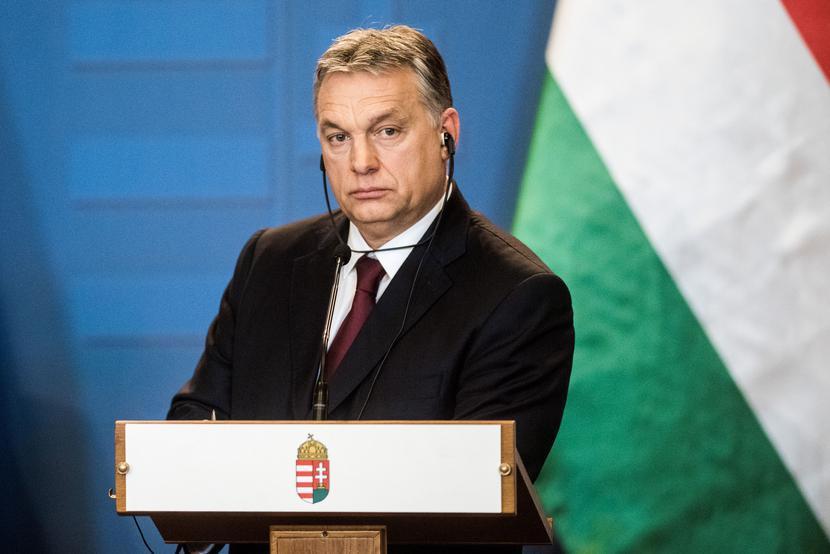 Viktor Orban, fot. Bloomberg