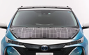 Toyota testuje priusa na energię słoneczną