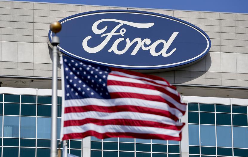 Siedziba koncernu Ford Motor w Dearborn, Michigan, USA