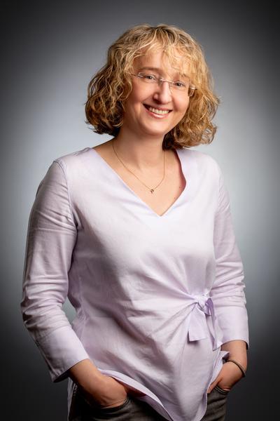 Dr hab. n. med. prof. nadzw. Anna Raciborska