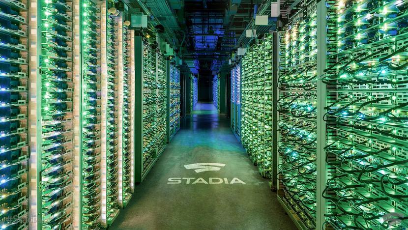 Stadia Data Center Fot. ARC