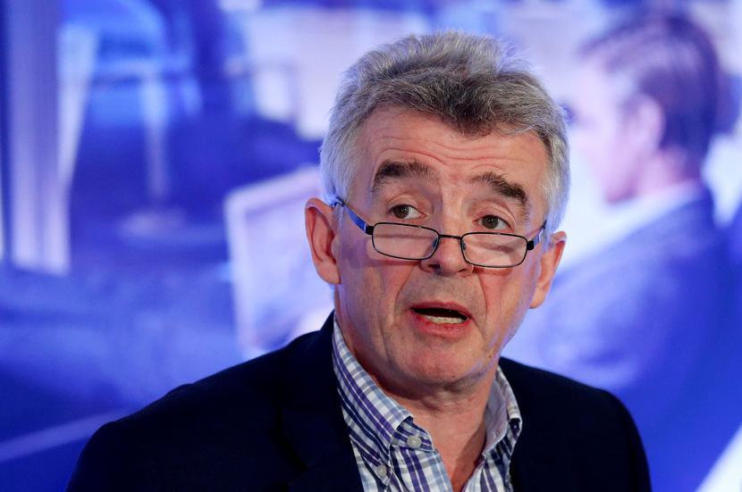 Michael O'Leary, fot. REUTERS/Francois Lenoir/File Photo/Forum