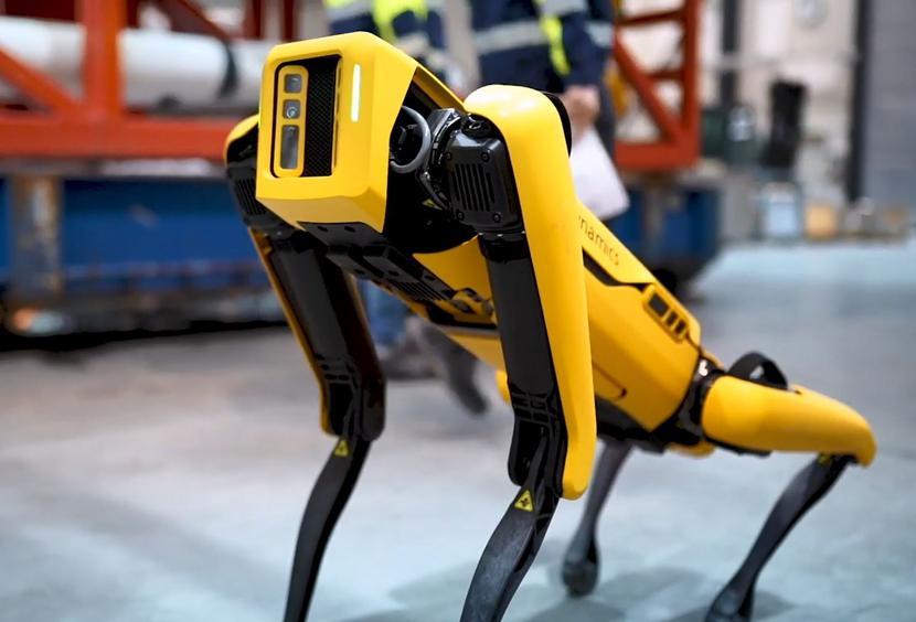 Spot, robot Boston Dynamics