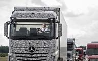 Autonomia wjedzie ciężarówką