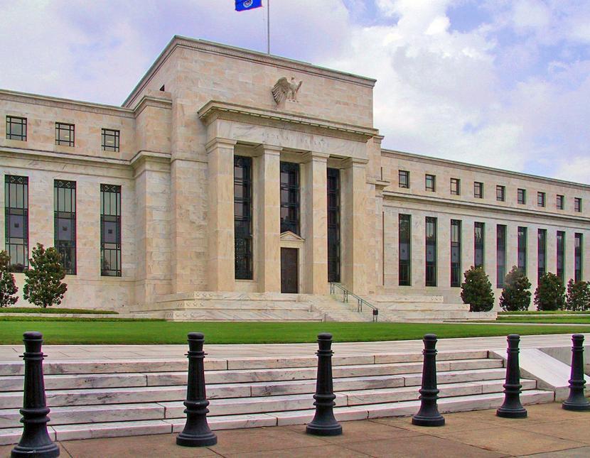 Siedziba Rady Gubernatorów Fed w Waszyngtonie