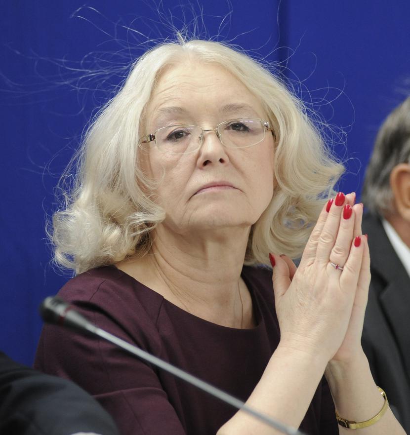 Grażyna Ancyparowicz, fot. Filip Blazejowski/FORUM