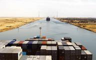 Kanał Sueski pobił rekord