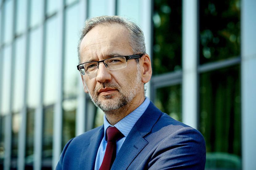 Adam Niedzielski, Fot. Marek Wiśniewski