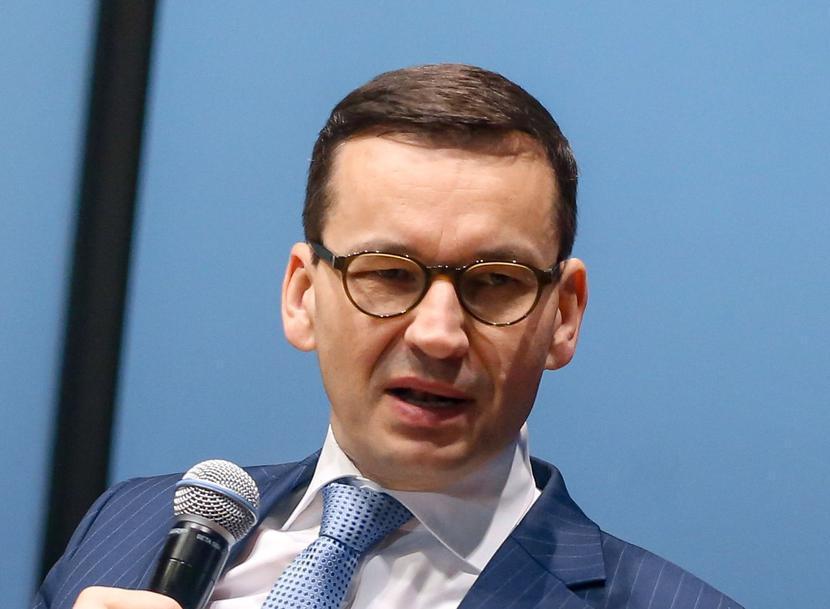Mateusz Morawiecki, fot. Marek Wiśniewski