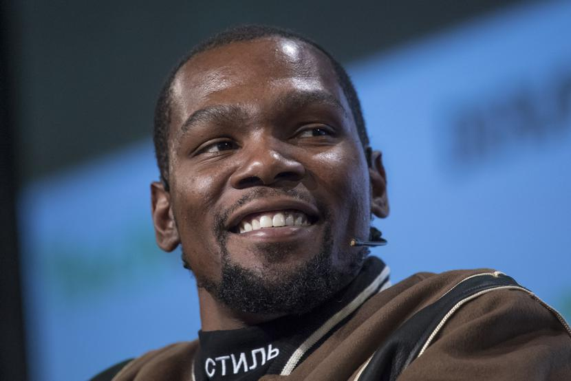 Kevin Durant, fot. Bloomberg