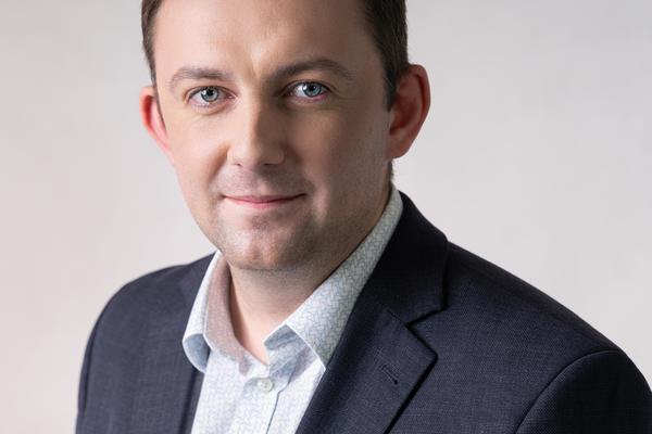 Konrad Jakubiec, dyrektor do spraw rozwoju biznesu w firmie Mindbox