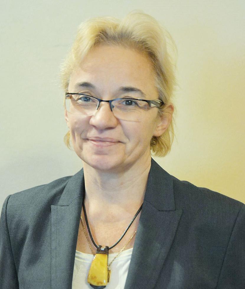 dr hab. n. med. Lidia Zawadzka-Głos